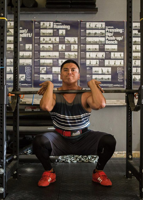 Warren CrossFit Gym Coach In Los Alamitos Near Me